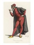 Pantaleone Giclee Print by Maurice Sand