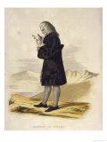Bernard de Jussieu French Naturalist Giclee Print by  Langlois