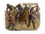 Indian Mutiny 1857 Giclee Print by Harry Payne