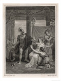Odysseus and Circe Giclee Print by R. Smirke