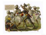 Indian Mutiny Giclee Print by Harry Payne