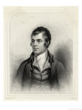 Robert Burns Scottish National Poet Portrait Giclee Print by Alexander Nasmyth