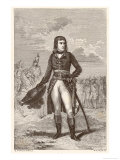 Napoleon as General-In-Chief in Italy 1796 Giclee Print by Jaher 