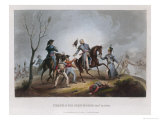 Death of Moore Corunna Giclee Print by W. Heath