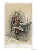 Louis Alexandre Berthier Prince de Neuchatel and de Wagram French Soldier Giclee Print by F. Philippoteaux