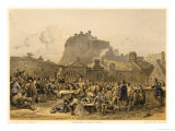 The Signing of the Covenant in Greyfriars' Churchyard Edinburgh Giclee Print by T. Pickin