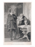 Albrecht Von Wallenstein Austrian General Generally But Not Consistently Loyal to the Emperor Giclee Print by Kaulbach