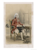 Prince Charles-Maurice Talleyrand-Perigord Prince de Benevent French Statesman Giclee Print by F. Philippoteaux