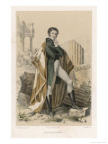 Vicomte Francois-Auguste Rene de Chateaubriand French Writer and Statesman Giclee Print by F. Philippoteaux
