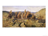 The Siege of Ladysmith Giclee Print by Lucy Kemp