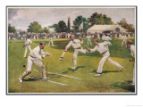 Run Out! Giclee Print by Ernest Prater