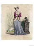 Agnes Sorel Dame de Beaute Giclee Print by  Lorichon