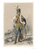Andoche Junot Duc d'Abrantes French Marshal Giclee Print by F. Philippoteaux