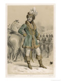 Joachim Murat French Soldier Prince King of Naples Giclee Print by F. Philippoteaux