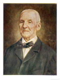 Anton Bruckner Austrian Musician Giclee Print by Ludwig Nauer