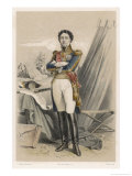Nicolas-Jean de Dieu Soult Duc de Dalmatie French Soldier and Statesman Giclee Print by F. Philippoteaux