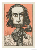 Clemence-Louise Michel French Radical Politician of Anarchist Views Giclee Print by  Moloch