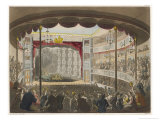 Sadler's Wells Interior Giclee Print by Thomas Rowlandson