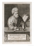 Hippocrates Greek Medical Premium Giclee Print by Franceso Sesone