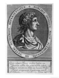 Publius Ovidius Naso Known as Ovid Roman Poet Giclee Print by P. Philips