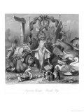 Reynard's Triumph Giclee Print by Harry Payne