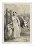 Saint Perpetua Giclee Print by Louis Lassalle