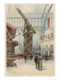 The Yerkes Telescope Giclee Print by C. Graham