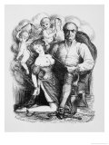 Donatien-Alphonse-Francois Marquis de Sade French Philosopher and Author Giclee Print by Eustache L'orsay