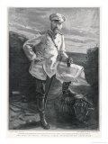 Alexei Nicholaievitch Kuropatkin Russian General in 1904 Giclee Print by Sidney Hall