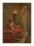 Scipio&#39;s Dream Giclee Print by R. Marti