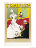 Poster for Cinderella Reproduction procédé giclée par Dudley Hardy