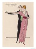 Tango-Bresilien Giclee Print