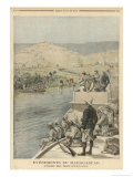 The French Capture Mevatanana Giclee Print by Henri Meyer