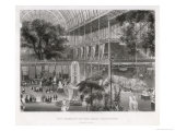 Crystal Palace 1851 Giclee Print by W. Lacey