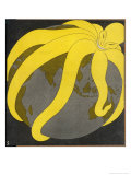 "The Japanese ""Yellow Peril"", a Paranoid Comment on Japan's Expansionism Giclee Print by Erich Schilling"