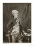 Christian VII, King of Denmark and Norway, 1766-1808 Giclee Print by Jens Juel