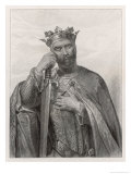 Bohemond I Crusader and Prince of Antioch Giclee Print by Leon Mauduison