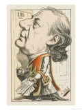 Charles-Jean-Marie Loyson Known as Pere Hyacinthe Controversial French Priest Giclee Print by  Moloch
