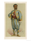 Tommaso Salvini Seen Here in His Favourite Role of Othello, Giclee Print