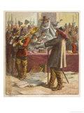 Parliament Dissolved Giclee Print by Joseph Kronheim