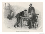 The Adventure of the Stockbroker's Clerk Giclee Print by Sidney Paget
