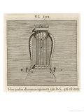 Lyra the Lyre Giclee Print by Gaius Julius Hyginus