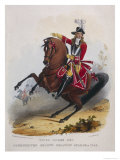 3rd Horse, 1687 Giclee Print by Madaley