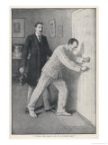 The Adventure of the Dying Detective Giclee Print by Walter Paget