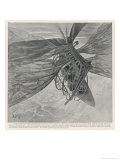 Graham in the Aeropile Giclee Print by Henri Lanos