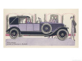 Renault Admired Giclee Print by Jean Grangier
