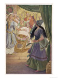 The Thirteenth Fairy Giclee Print by O. Kubel