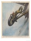 American Aviator Blackmore Realises Giclee Print by Vittorio Pisani