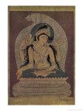 Manasa Devi, The Goddess of Snakes Giclee Print by Khitindra Nath Mazumdar