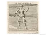 Bootes (Ploughman) or Arctophylax Giclee Print by Gaius Julius Hyginus